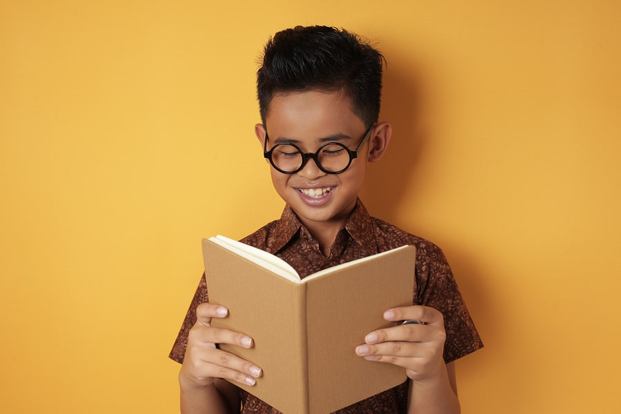 boy studying maths tuition centre