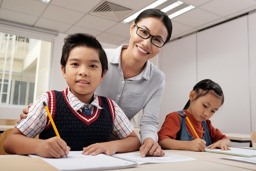 Attentive small group maths tuition