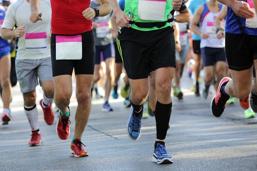 marathon distance pace