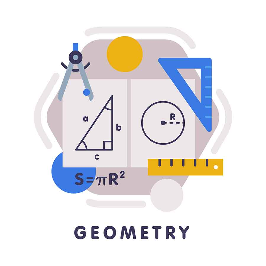 geometry concept graphic